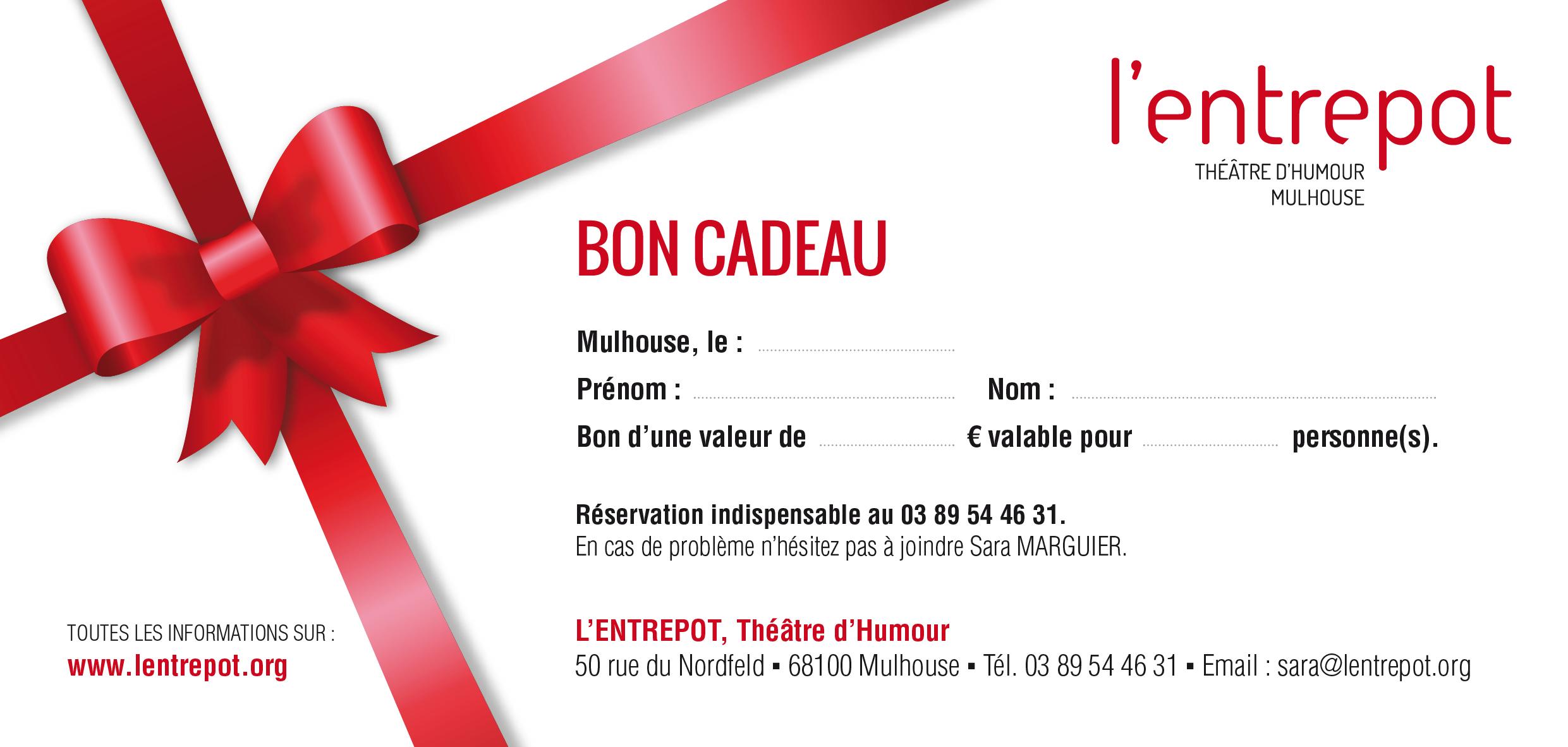 Souvent ABONNEMENT & MÉCENAT – L'Entrepot, Théâtre d'Humour Mulhouse NQ33